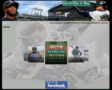 Ken Griffey Jr. Petition Site