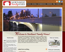 Northwest Family Homes
